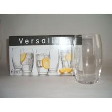 Stiklinės  6vnt. 1994 Versailles 350ml