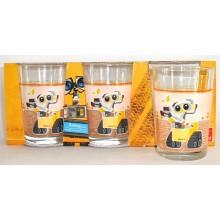 Stiklinės 3vnt. 220 ml  Disney 116991