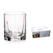 Stiklinės viskiui 365ml 6vnt. LUNA