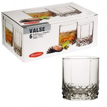 Stiklinės 250ml 6vnt. VALSE